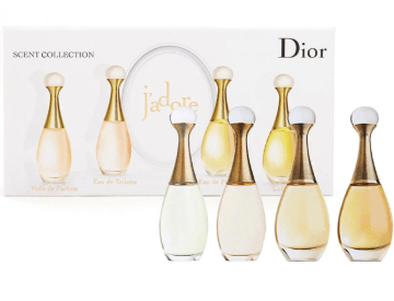 Dior Perfumes Dior Jadore L'Absolue (W) Edp 5Ml+Jadore (W) Edp 5Ml+Jadore (W) Edt 5Ml+Jadore In Joy (W) Edt 5Ml