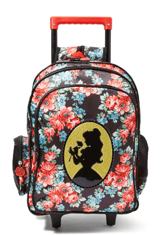 DISNEY Back to School Bed Of Roses Trolley Bag