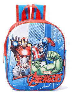 DISNEY Back to School Marvel Character Printed Kids Backpack - 30 Cm