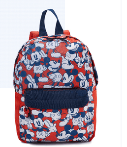 DISNEY Back to School Mickey Mouse Backpack