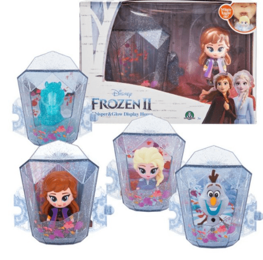 Disney Toys Disney-Frozen2 whisper&glow display stand b/o