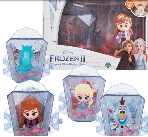 Disney Toys Disney-Frozen2 whisper&glow house w2 b/o