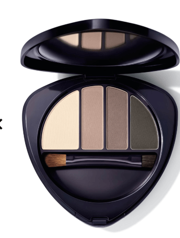 Dr. Hauschka Beauty Dr. Hauschka Eye and Brow Palette - 01 Stone