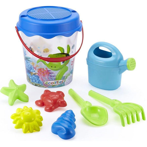 Ecoiffier toys Beach Basket Set (Styles May Vary)