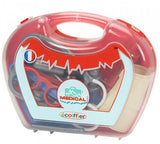 Ecoiffier Toys Ecoiffier Deluxe Doctor Case Playset