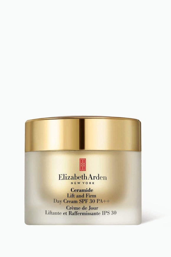 Elizabeth Arden Beauty Elizabeth Arden Ceramide Lift and Firm Day Cream Broad Spectrum Sunscreen SPF30, 50ml