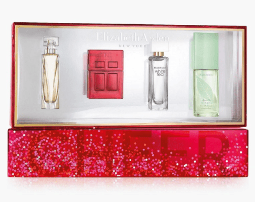Elizabeth Arden Perfumes Elizabeth Arden My 5th Avenue - Eau de Parfum+Eau de Toilette, 7.5 ml+Red Door 10 ml+White Tea 10 ml+Green Tea 15 ml Set