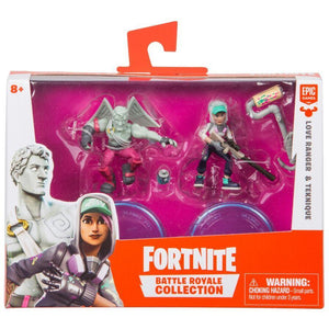 Epic Game toys Fortnite Battle Royale Collection Love Ranger & Teknique