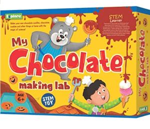 Explore Toys Explore-My Chocolate  Making Lab