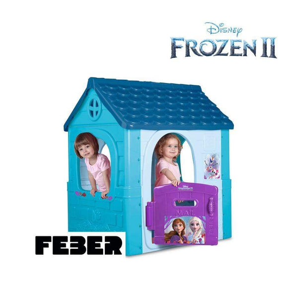 Feber Outdoor Feber Fantasy House Disney Frozen 2 Playhouse