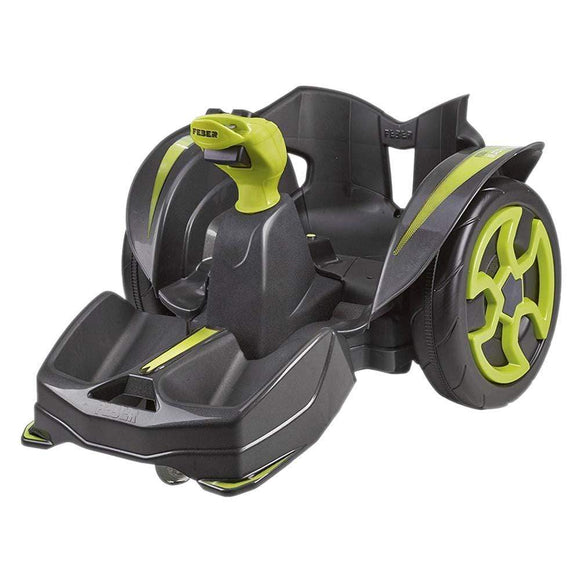 Feber Toys Feber - Mad Racer 12V Ride On - Black