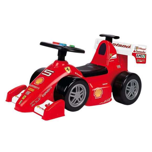 Feber Toys Feber - Moto Ferrari Ride On - Red