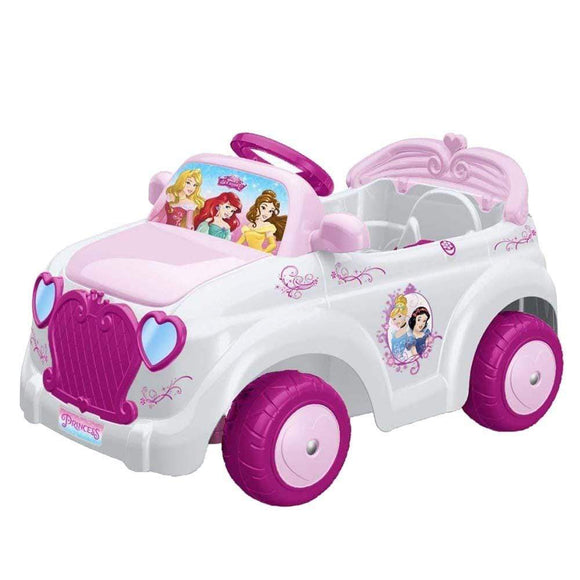 Feber Toys Feber - Princess 6V Car Ride On