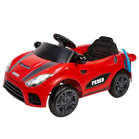 Feber Toys Feber - Rideon My Real Car 6V - Red
