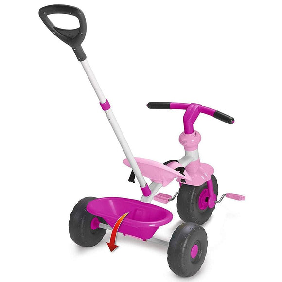 Feber Toys Feber - Trike Bicycle - Pink