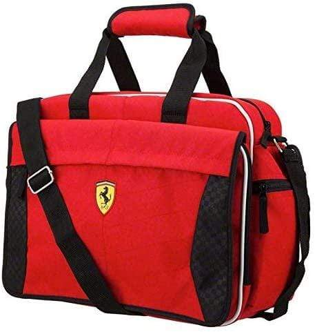 Ferrari Babies Ferrari Nursery Bag Red