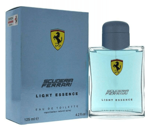 Ferrari Perfumes Ferrari Scuderia Light Essence Edt 125Ml