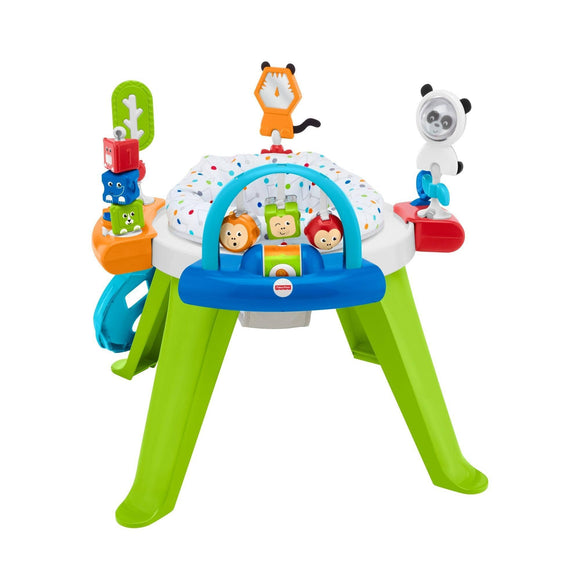 Fisher Price Babies Fisher Price BG - 3-IN-1 SPIN & SORT ACTIVITY CENTER