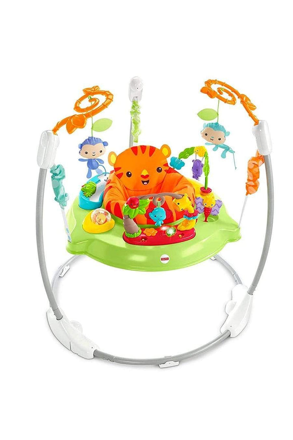 Fisher Price Babies Fisher Price BG - ROARIN' RAINFOREST JUMPEROO