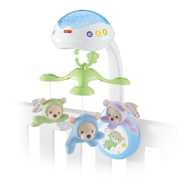 Fisher Price Babies FISHER PRICE CORE -BUTTERFLY DREAMS 3-IN-1 PROJECTION MOBILE
