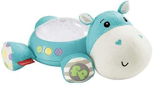 Fisher Price Babies Fisher Price CORE - PLUSH PROJECTION SOOTHER (HIPPO)