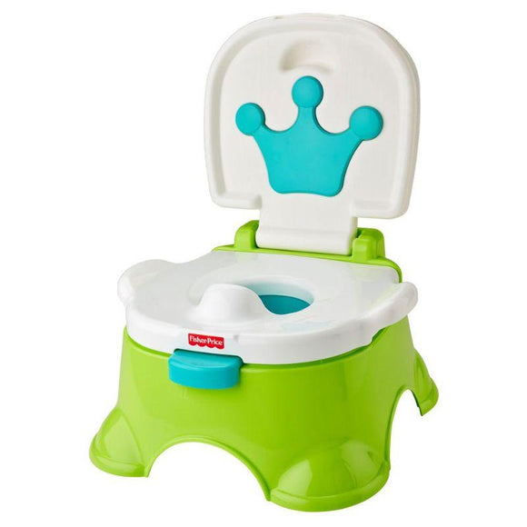 Fisher Price Babies FISHER PRICE CORE - ROYAL STEPSTOOL POTTY
