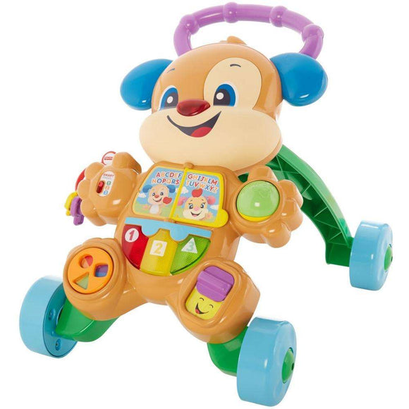 Fisher Price Babies FISHER PRICE INFANT - SMART STAGES PUPPY WALKER