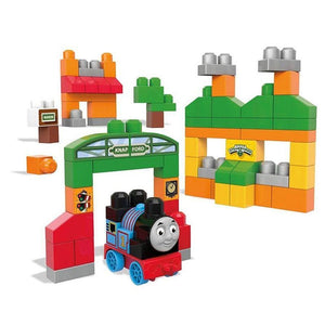 Fisher-Price Toy Thomas & Friends Sodor Adventures (70 pieces)