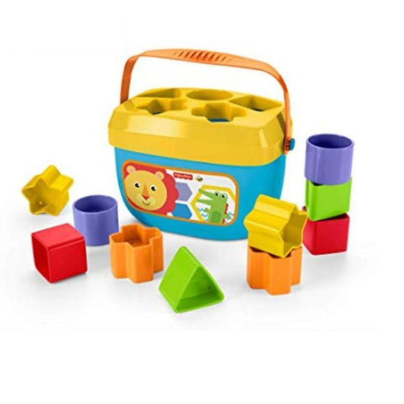 Fisher Price Toys FISHER PRICE CORE BABY'S FIRST BLOCKS - REFRESH