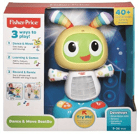Fisher Price Toys Fisher Price CORE - BRIGHT BEATS DANCE & MOVE BEATBO  (ENG)