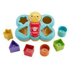 Fisher Price Toys Fisher Price CORE - SORT 'N SPILL BUTTERFLY