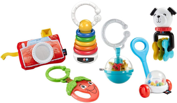 Fisher Price Toys FISHER PRICE CORE - TINY TAKE-ALONGS GIFT SET