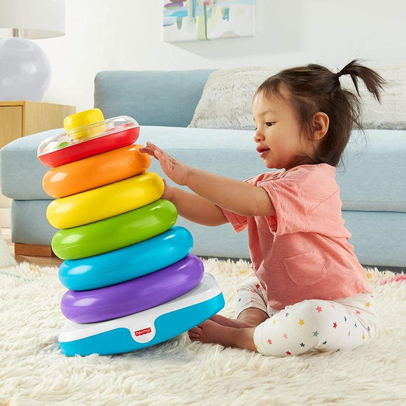 Fisher Price Toys Fisher Price GIANT ROCK- A -STACK