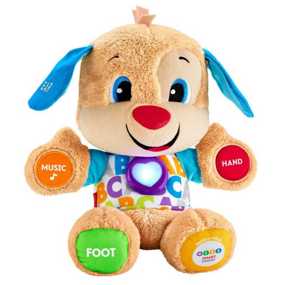 Fisher Price Toys Fisher Price Laugh N Learn - FIRST WORDS PUPPY