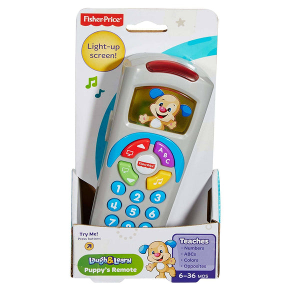 Fisher Price Toys Fisher Price Laugh N Learn - PUPPY'S REMOTE