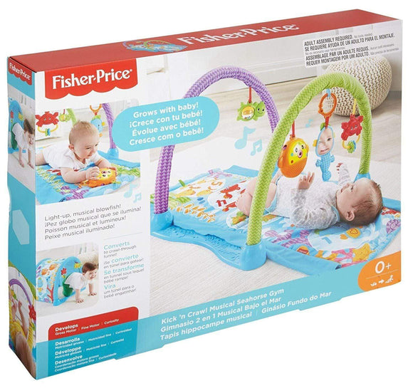 Fisher Price Toys Fisher Price SEAHORSE GYM