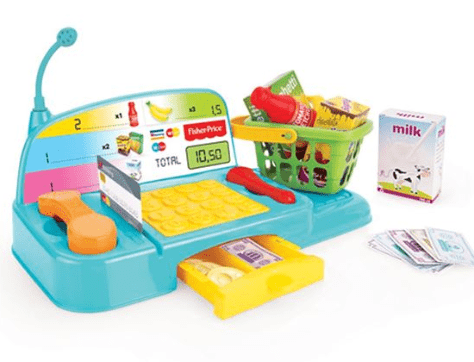 Fisher Price Toys FP JUNIOR CASHIER