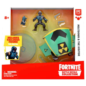 Fortnite Toys Fortnite - Meltdown & The Visitor Glider - Green (63616)