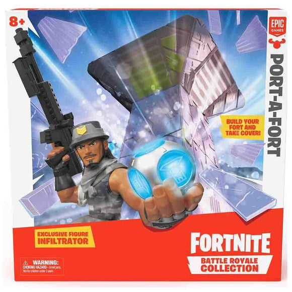 Fortnite Toys Fortnite - Port A Fort Display Set Accessories (63510)