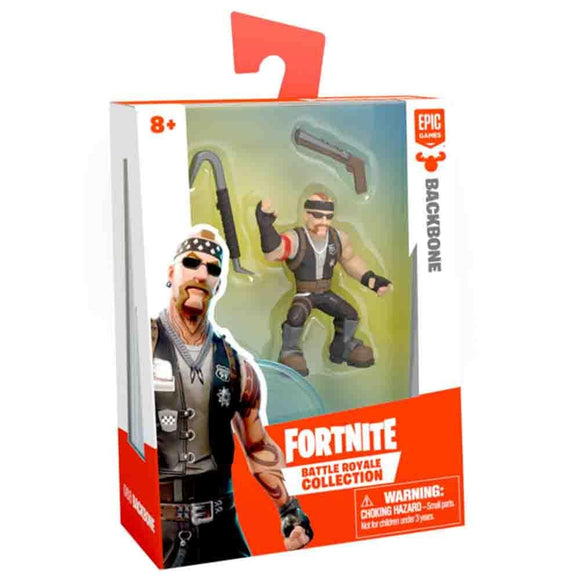 Fortnite Toys Fortnite - S1 W3 Battle Royale Collection Solo Collectible Figure (63526)