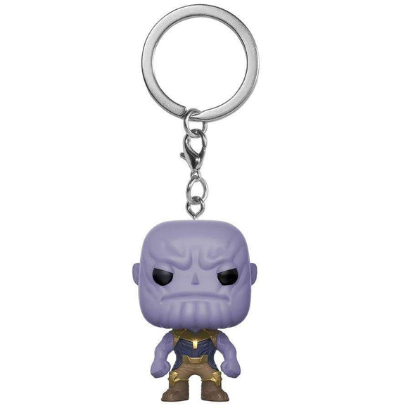 Funko toys Pocket Pop Thanos Bobble-head Keychain