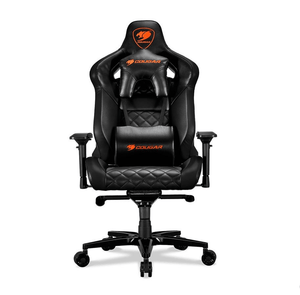 Gaming Chair Gaming Accessories Cougar Armor Titan Gaming Chair - Black