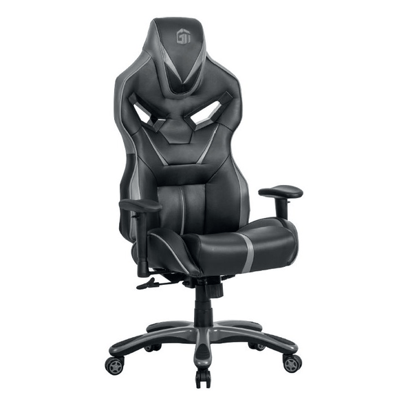 Gaming Chair Gaming Accessories GamerTek Hurricane Gaming Chair - Gray