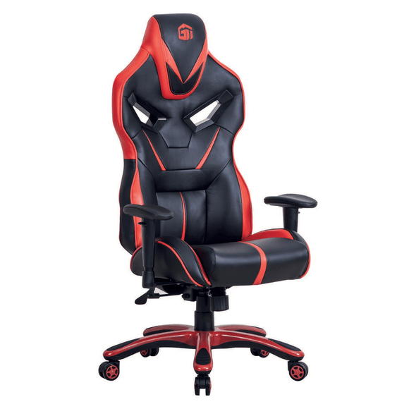 Gaming Chair Gaming Accessories GamerTek Hurricane Gaming Chair - Red