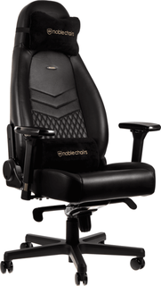 Gaming Chair Gaming Accessories Noblechairs Icon Series Gaming Chair - Black