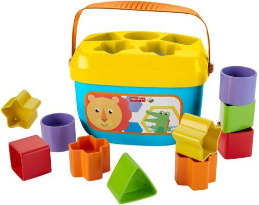 Generic Toys Fisher Price First Blocks -FFC84