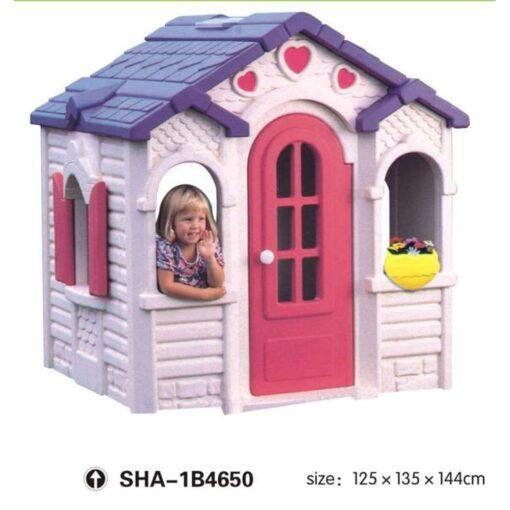 Generic Toys Home Sweet Home Kids Playhouse Outdoor