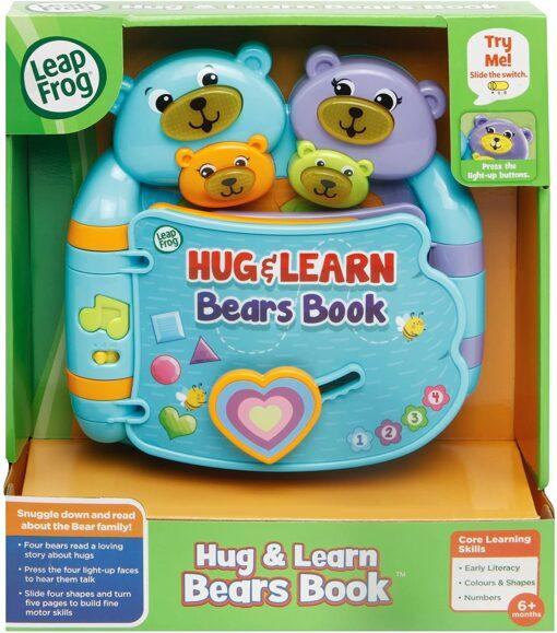 Generic Toys Leap Frog Hug & Learn Bear Book