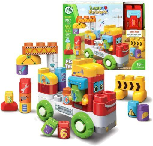 Generic Toys Leap frog Leapbuilders Fix-it Truck