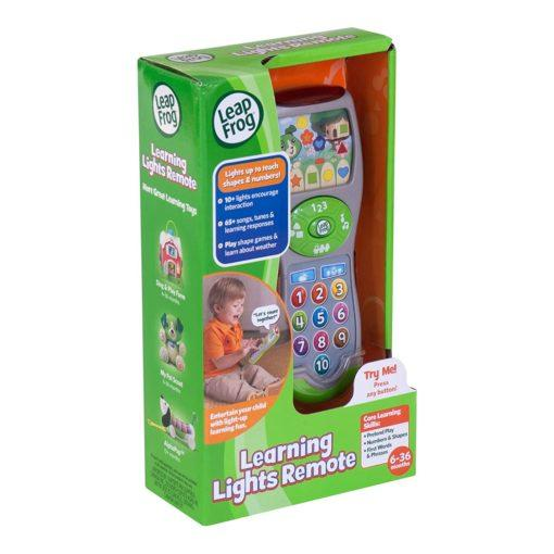 Generic Toys LeapFrog Light up Remote, Green LF80-18262